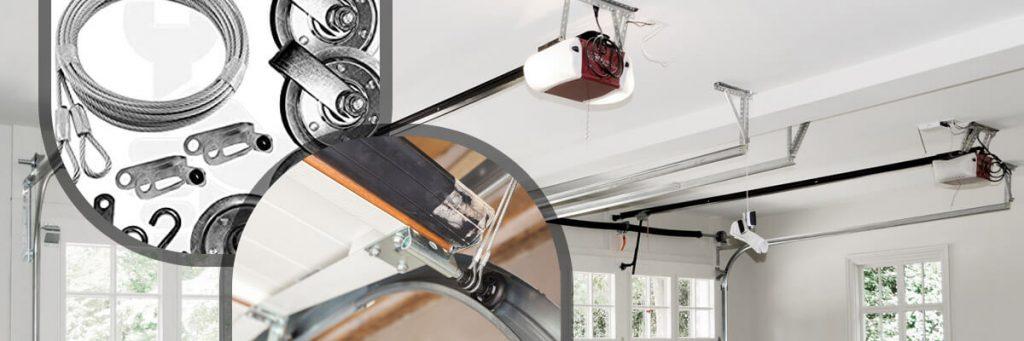 Garage Door Tracks Repair Alpharetta